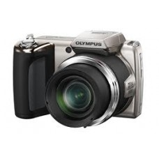 SP-620 Silver - 16.0 MP, 21x wide Zoom, 3.0