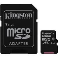 MICRO SD CON ADATTATORE SDC10G2-128GB CLASSE 10