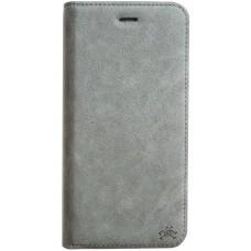 CUSTODIA A LIBRO ELE-6-6s-7 K Per iPHONE 7/8  SILVER