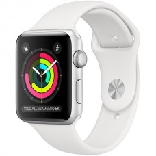 APPLE WATCH S3 GPS+CELL 42 Silver Alluminium