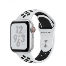 APPLE WATCH NK+ s4 gps+cell Silver Alluminium