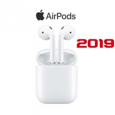 AURICOLARE BTH APPLE 2019 MV7N2TY-A  (AIR PODS BLUETHOOTH ORIGINALE) in BLISTER