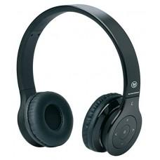 CUFFIA MACROM HPB22 Black Heandphone BLUETHOOTH