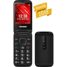 CELLULARE  TELEFUNKEN TM360 NERO 3G WHATSAPP FACEBOOK DUAL SIM