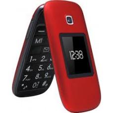 CELLULARE  TELEFUNKEN TM 260 DOPPIO DISPLAY RED