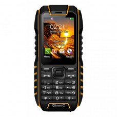 CELLULARE GSM OUTDOOR QUIMMIQ RP241N nero
