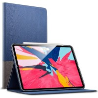 CUSTODIA iPAD 9,7 2017 2018 BLU