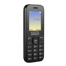 CELLULARE ALCATEL OT1016D BLACK