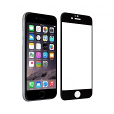 mYSCUDO Tempered Glass - APP IPHONE 6 6S 5D Full NERO