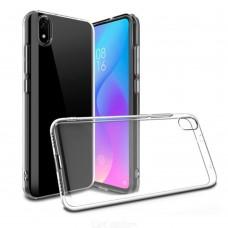BACK CASE Ultra Slim 0,5 mm - REDMI 7A trasparente