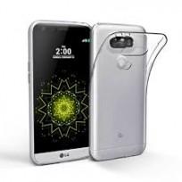 BACK CASE Ultra Slim 0,3mm - LG G3 TRASPARENTE