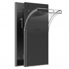 BACK CASE Ultra Slim 0,3mm - SONY XPERIA Z1 COMPACT  Trasparente