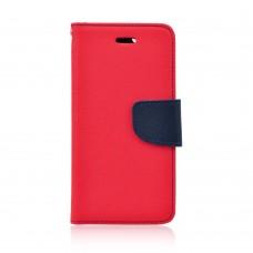 BOOK CASE SAM Galaxy S6 rosso-blu
