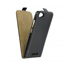 BOOK VERTICAL CASE - LG G4 Stylus nero